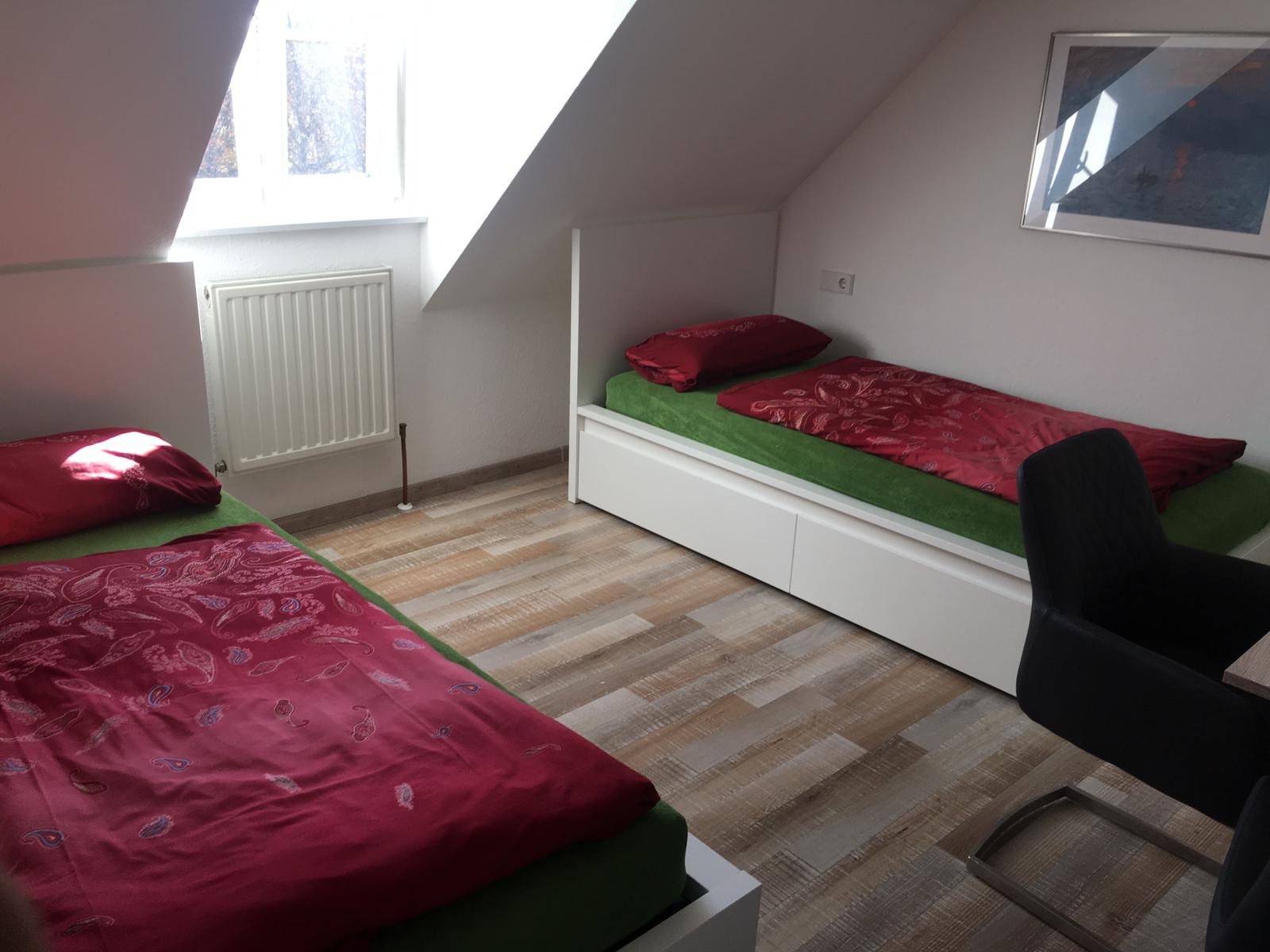 Wohnung 5 - Schlossstr. Ludwigsburg